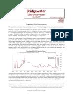 Populism Data Dalio