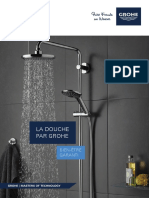 Grohe Gsb Showers Brochure