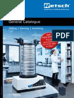 Brosur Lengkap Dan Katalog Retsch