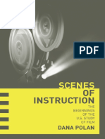 Scenes of Instruction. the Beginnings of the U.S. Study of Film
