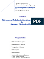 Chapter8 Matrices