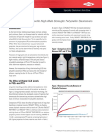 White Paper - Blow molding TPOs with high melt strength polyolefin elastomers