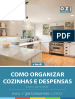 eBook- Casa Cozinhas e Despensas Co ORGANIZABRASIL