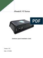 Vt200 Installation Guide