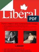 civics 12 - liberal party poster vinay   steven