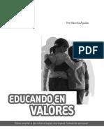 Educando en Valores de Aguilar