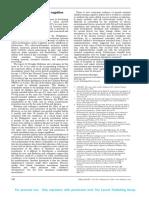 11 - Nutrition and Intelligence - Berkman Lancet 2002