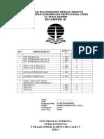 Daftar Kelengkapan Berkas Pkp