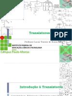 9 - Disp Eletrônico - IFBA - Transistor Introdução.pdf
