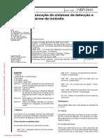 ABNT NBR 9441_Sist. de detecção e alarme.pdf