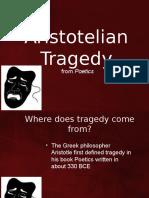 37753140 Aristotelian Tragedy