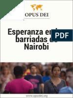 Macheo Program Esperanza Para Estudiantes de Nairo