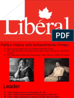 civics 12 - liberal party poster vinay   steven   1