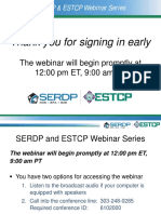 Serdp Estcp Webinar # 51 (Er 03232017) (1)