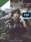 Anima Beyond Fantasy - Core Rulebook