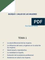 Bloque Salud Mujeres