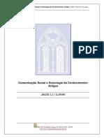 Comunicação Social e Sociologia do Conhecimento Artigos.pdf