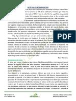 2. Artículo de Rosa Montero