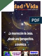 La resurrección de Jesús desde una perspectiva cósmica