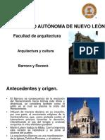 barroco arquitectura y cultura