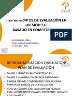 PPT Instrumentos de Evaluación - Cesar Peña_ Rancagua
