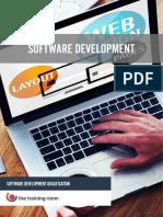 Software Developer Outline