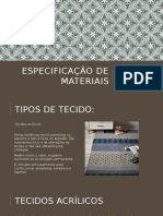 TECIDOS PARA DESIGN DE INTERIORES