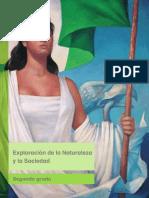 Primaria Segundo Grado Exploracion de La Naturaleza y La Sociedad Libro de Texto