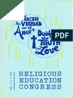 RECongress 1978 Program Book
