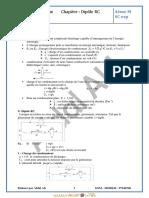 Cours+-+Physique+Dipôle+RC+-+Bac+Math+(2010-2011)+Mr+Boussada+Atef