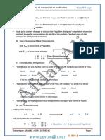 Cours+-+Physique+Loi+de+moderation+et+loi+d'action+de+masse+-+Bac+Math+(2013-2014)+Mr+Afdal+Ali