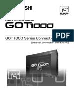 Got1000 Ethernet Coneccion