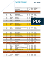Calendario ATP 2017-2018