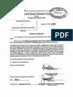 5Linx Founders Criminal Complaint