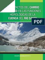 Folleto 2 Impactos CC Cuenca Rio Santa