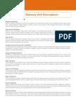 pltw gateway unit descriptions