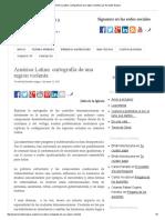 América Latina_ Cartografía de Una Región Violenta _ Los Heraldos Negros