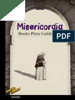 Prefacio Misericordia-Galdos