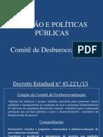 Apresentação Comitê - SEBRAE Fórum de Desburocratização - ALERJ 23.03