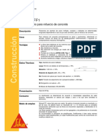 Fibra Acero Para Refuerzo Concreto Wirand Ff1