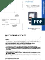 FCV585 FCV620 Operator's Manual G 1-7-11