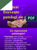 Cele Mai Frecvente Patologi Ale Pielei