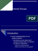 interest group explanation