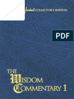 Dr. Mike Murdock - The Wisdom Commentary, Volume 1