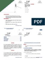Trabajo 4 - Ecuaciones Fundamentales de La Mecanica de Fluidos