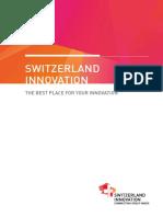 Switzerland Innovation Imagebroschuere Doppelseiten 160302
