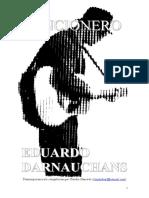 DARNAUCHANS, Eduardo. Cancionero.