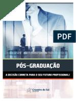 e Book Pos Graduacao 2016