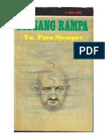 T.Lobsang Rampa - Tu. Para Siempre. Usted y la Eternidad.pdf