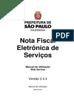 NFe Web Service